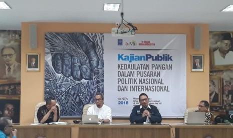Muhammadiyah Kaji Kedaulatan Pangan Dalam Pusaran Politik