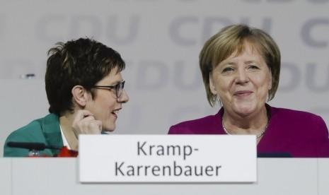 Para Kandidat Penerus Angela Merkel