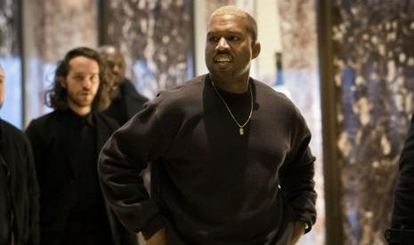 Kanye West Resmi Ubah Namanya Jadi `Ye`