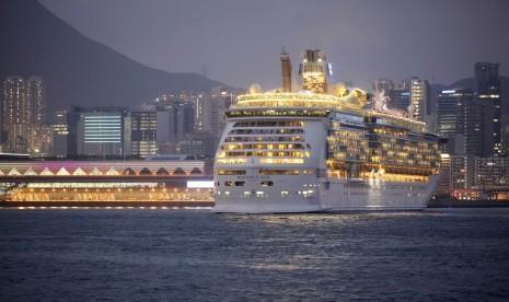Sensasi Wisata Malam di Kapal Pesiar Turki