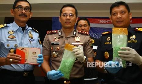 Polisi Gagalkan Penyelundupan Sabu Melalui Jasa Ekspedisi