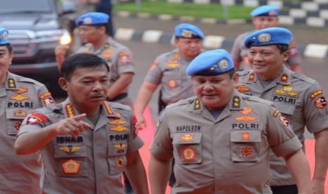 Lewat VM, Kepolisian Se-Asia Bahas Pengalaman Masa Pandemi