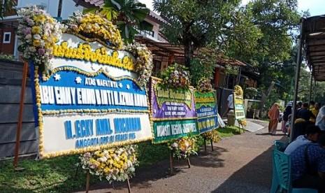 Jenazah Enny Retno Dimakamkan Siang Ini