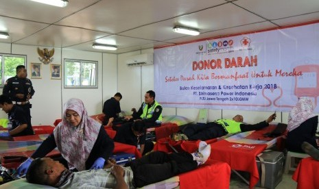 Sambut Bulan K3 Bpi Gelar Donor Darah Massal Republika Online