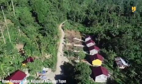 Warga Papua Apresiasi Pembangunan Rusus oleh Pemerintah