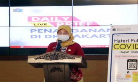 Berikut Daftar 24 Rw Zona Merah Covid 19 Di Jakarta Republika Online