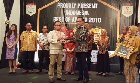 Askrindo Syariah Raih Penghargaan di Indonesia Best of Award