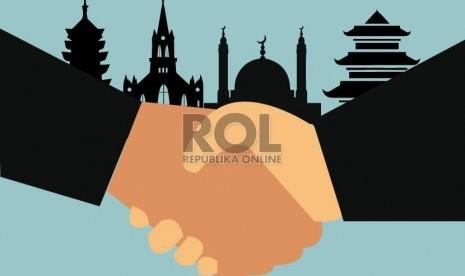 Gelar Forum Lintas Agama, UEA Promosikan Perdamaian Global