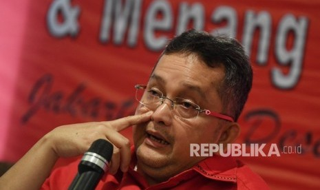 PDIP: Arah Penegakan Hukum Tahun 2018 Stabil