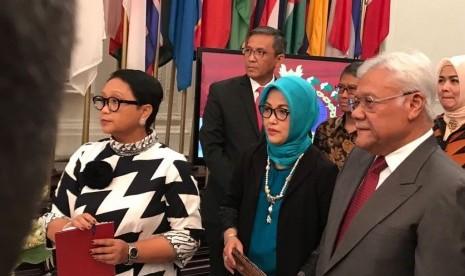 Indonesia Beri bantuan Rp 106 Miliar ke Palestina