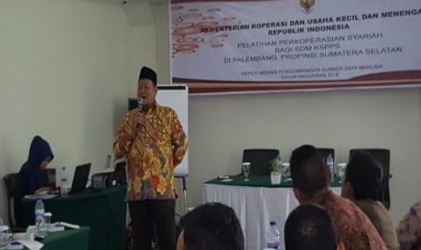 Induk BTM Kembangkan Jaringan Microfinance di Sumatra