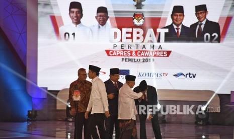 Ketua KPU: Selamat Menikmati Debat