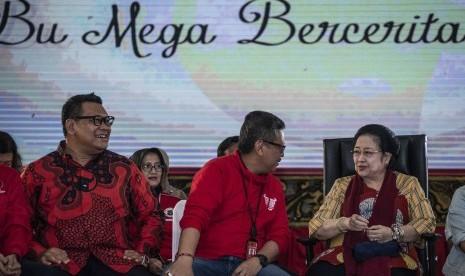 Megawati Cerita Perjuangan di 'Bu Mega Bercerita'