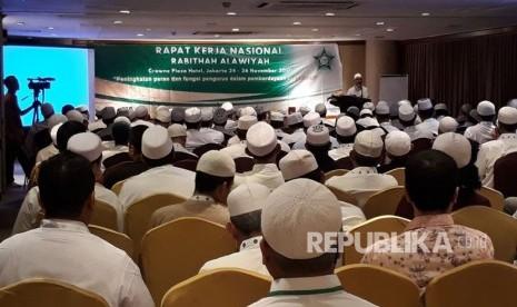Rabithah Alawiyah Serukan Tingkatkan Iptek dan Imtak