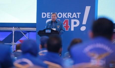 SBY: Demokrat dan Seorang SBY tak akan Menyalahkan Pemeritah