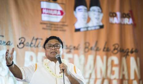 Evaluasi Kampanye Jokowi, OSO: TKN Harus Counter Hoaks
