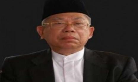 KH Ma'ruf Amin: Ulama Tidak Suka Kampanye