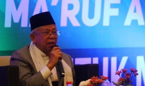 KH Ma'ruf Bangga Putra Banten Jadi Cawapres