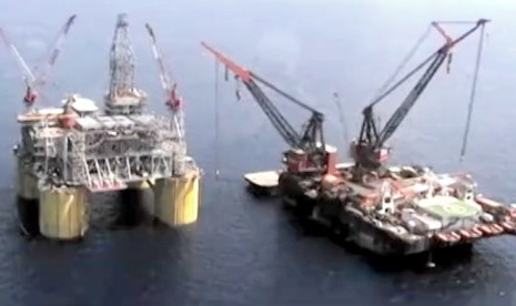 ENI Gagal Operatori Blok Makassar Strait