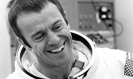 Sejarah Hari Ini: Alan Shepard, Warga AS Pertama di Angkasa