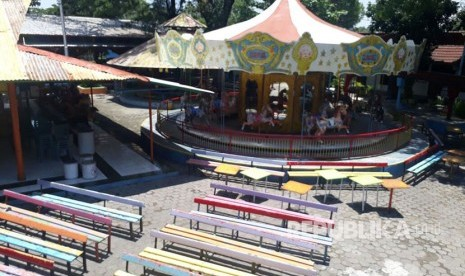 Pembangunan Masjid Taman Sriwedari Ditargetkan Rampung 2019.