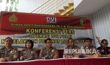 Surat Kematian Penumpang Lion Air Dikeluarkan Disdukcapil