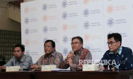 UGM Jelaskan Batalnya Seminar yang Dihadiri Sudirman Said