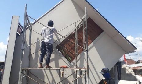 Lombok Barat Butuh Rp 1,4 Triliun untuk Rehabilitasi Rumah