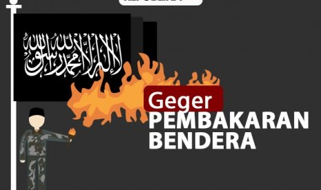 Ikatan Sarjana NU Sumsel Sesalkan Insiden Pembakaran Bendera
