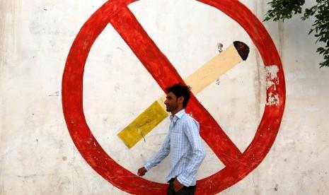Denda Jutaan Menanti Pelanggar Kawasan Tanpa Rokok di Bekasi