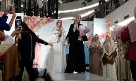 Laudya Cynthia Bella Luncurkan Merek Hijab Republika Online