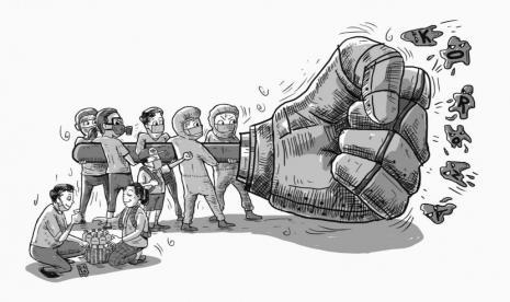 Pengamat: Kebijakan di Tengah Pandemi Harus Dilindungi Hukum