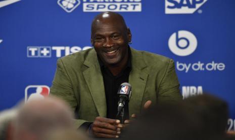 Nasihat Michael Jordan Pengaruhi Karier LeBron James