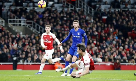 Arsenal Bungkam Chelsea pada Derbi London