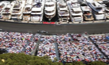 GP Monako Izinkan 7.500 Penonton F1