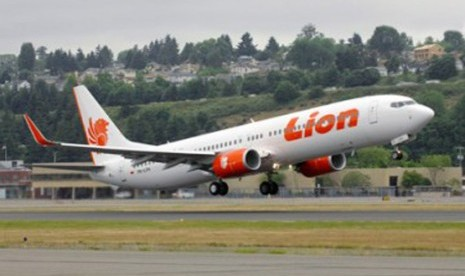 Lion Jelaskan Soal Penerbangan JT316