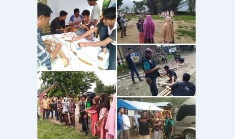 Panahan, Program Recovery LMI di Lombok