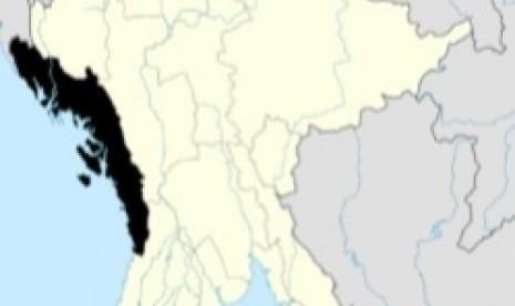 Rakhine Kembali Memanas, 4.500 Warga Mengungsi