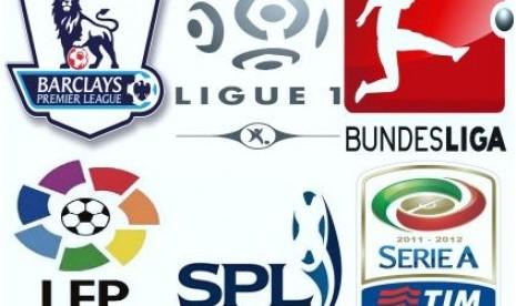 Rangkuman Hasil Akhir Liga Besar Eropa Republika Online