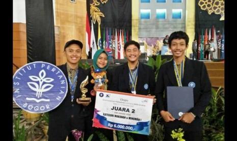 Mahasiswa Binaan ISDP Laznas  BSM Umat Juara KMI