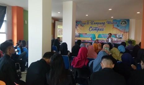 Mahasiswa UBSI Yogyakarta Jadi Penggerak Desa Wisata