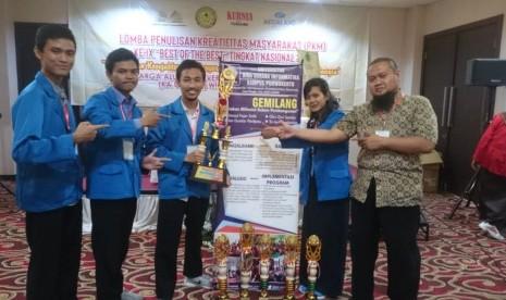UBSI Purwokerto Juara Harapan PKM IX