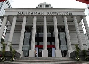 MK: PKPU Dibatalkan, KPU Bisa Gunakan UU Pemilu Soal DPD