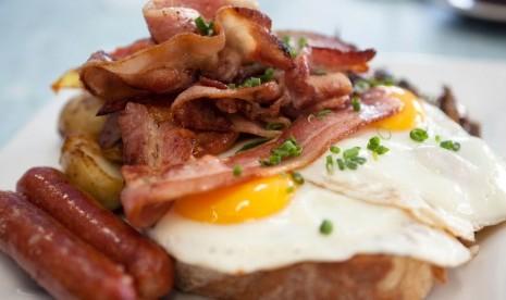 Tiga Kali Sehari Konsumsi Protein Bisa Kuatkan Otot Lansia