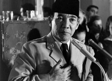 Biografi Soekarno