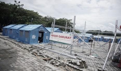 Dompet Dhuafa Siapkan 200 Rumah Sementara di Sulteng