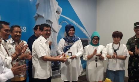 Garuda Pindahkan Kantor Regional III ke Bali
