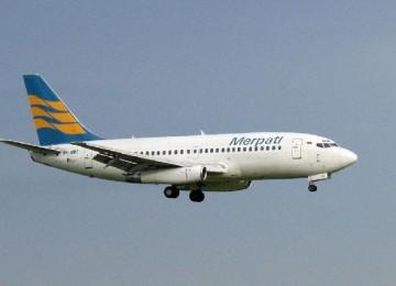 YLKI: Merpati Bisa Seimbangkan Bisnis Penerbangan Indonesia