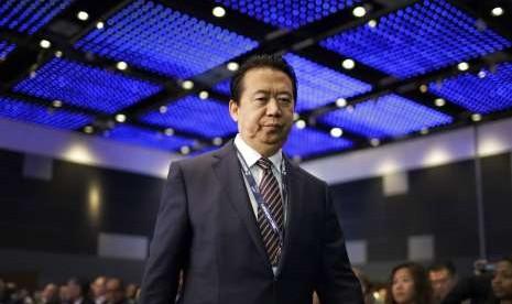 Polisi Prancis Selidiki Hilangnya Presiden Interpol