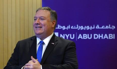 AS Bangun Koalisi di Timur Tengah untuk Hadapi Iran